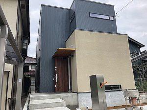 東郷町の新築住宅